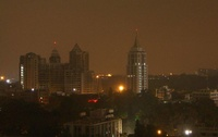 Night life in Bangalore