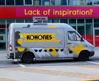 Kohones! Lack of inspiration?