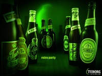 Tuborg Retro Party