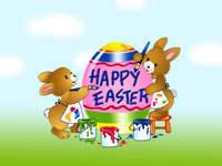 Happy Easter 02
