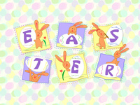 Happy Easter 03