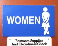 Women Wc Sign