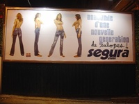 2009 - Segura Jeans - Girls wearing jeans only!