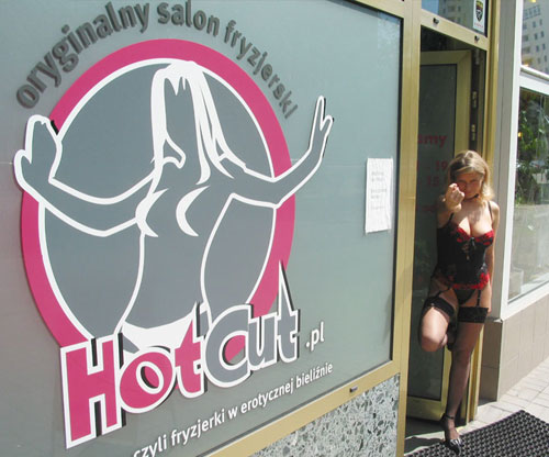 Hot Cut Salon in Poland