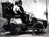 1859 - Lenoir's Gas Engine Car