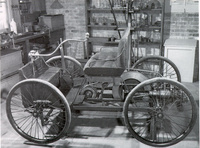 1896 - Henry Ford's First Car