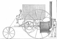 1803 - The London Steam Carriage