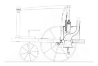 1784 - William Murdoch's Steam Carriage