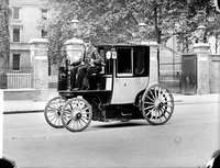 1897 - Bersey Electric Cab