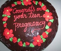 Congrats on Your Teen Pregnancy