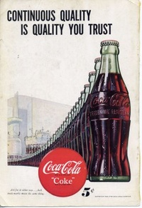 1930s - Old Coca-Cola Advertisement