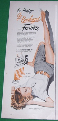 1953 - Footlets