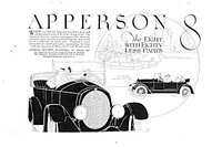 1920s - Apperson 8 n1