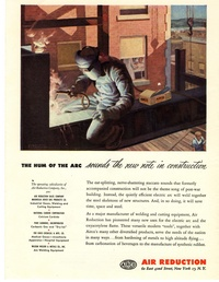 1945 - Airco Air Reduction - The Hum of the Arc