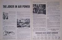 1945 - Vultee Aircraft Corporation - The Joker in Air Power
