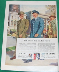 1950 - US Army and Air Force Recruiting