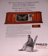 1966-Philco-Color-TV