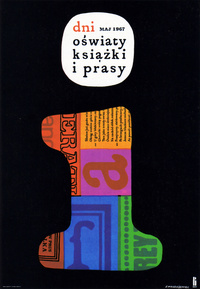 1967 - Advertising - Poster(Poland)