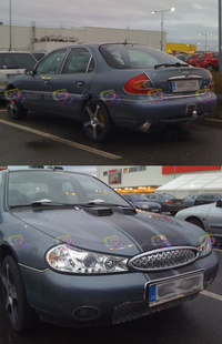 Example of Ford Mondeo BAD Tuning