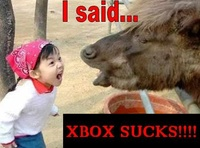 I SAID X-BOX SUCKS!