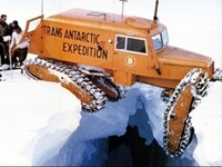 Trans Antarctic Expedition On The Edge