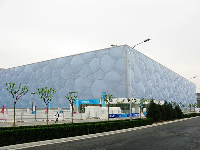 Water Cube, Beijing, China