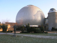 Zeiss, Planetarium, Berlin, Germany