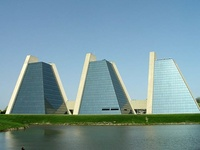 The Pyramids, Indianapolis, USA