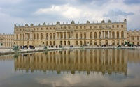Versailles Castle Water Mirror, France