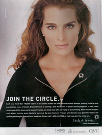 Brooke Shields - Circle of Friends
