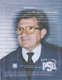 Joe Paterno - PSU