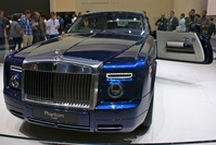 Rolls Royce at IAA Frankfurt 2011
