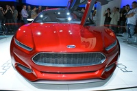 Ford at IAA Frankfurt 2011
