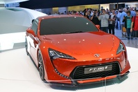Toyota FT-86 II Concept Front-Angle