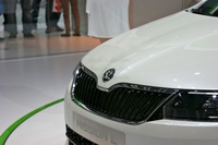 Skoda at IAA Frankfurt 2011