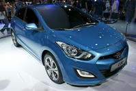 Hyundai at IAA Frankfurt 2011