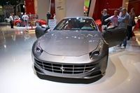 Ferrari at IAA Frankfurt 2011