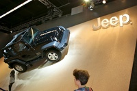 Jeep at IAA Frankfurt 2011