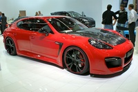 Porsche Panamera Techart - side
