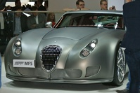 Wiesmann at IAA Frankfurt 2011