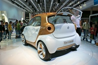 Smart at IAA Frankfurt 2011