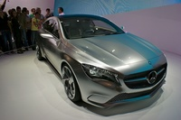 Mercedes Benz Concept A-Class - front angle