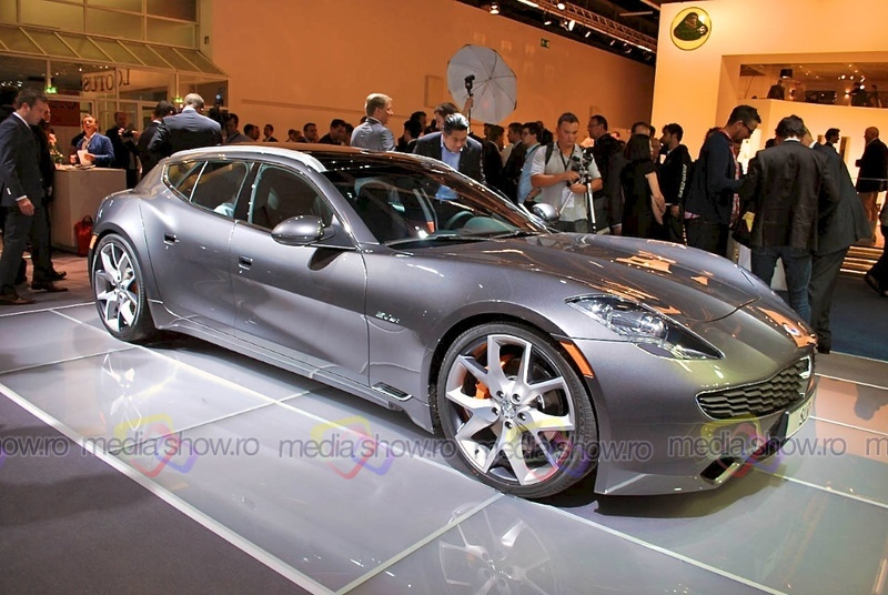 Fisker Surf - front side