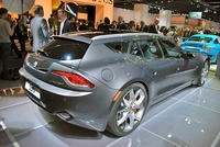 Fisker Surf - rear side