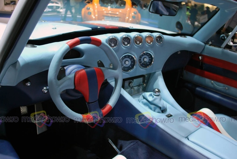 Wiesmann MF3 Final Edition - interior