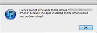 apps-installed-could-not-be-determined