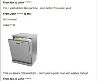 Dishwasher Confusion: I NEED A DISHWASHER!