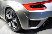 Acura NSX Concept - Detroit Auto Show 2012 - rear tail light