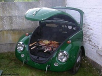 Beetle barbecue