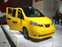 Nissan NYC Taxi (Yellow Cab)